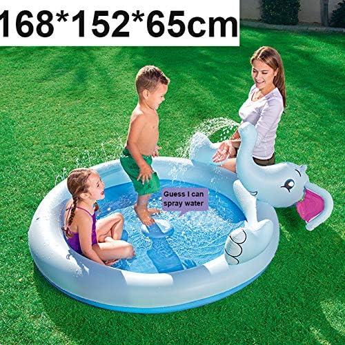 TYYM Piscina Infantil Hinchable De Verano con Baño De Agua En ...