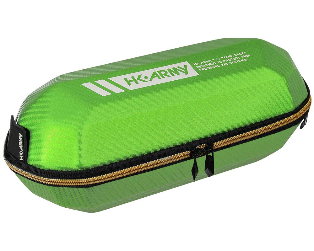 HK Army Exo Series Paintball Tank Case (Neon Green) by HK Army