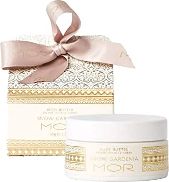 MOR Boutique Little Luxuries Snow Gardenia Body Butter, 50 g