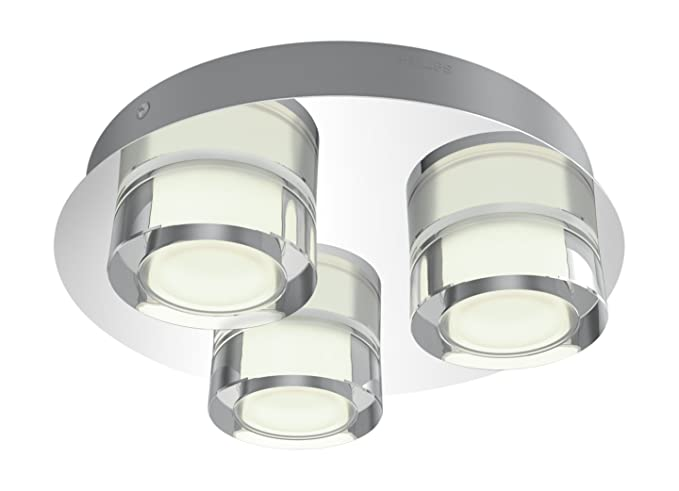 Philips myBathroom LED-Spot Resort 3-flammig chrom
