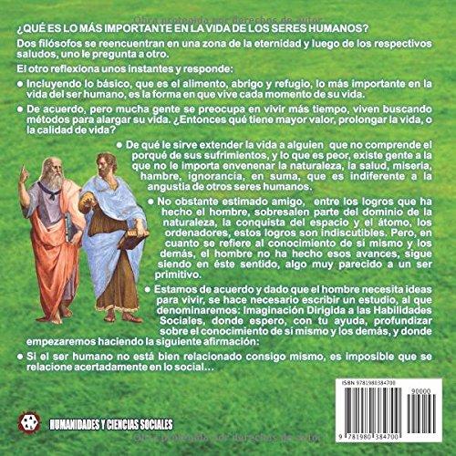 IMAGINACIÓN DIRIGIDA A LAS HABILIDADES SOCIALES (Spanish Edition): JOSÉ FRANCISCO NALVARTE PALOMINO: 9781980384700: Amazon.com: Books