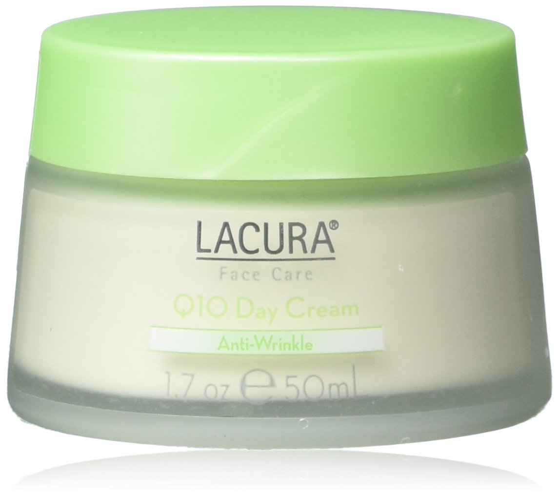 LaCura Q10 DAY FACE CREAM Anti-Wrinkle 1.7 oz.