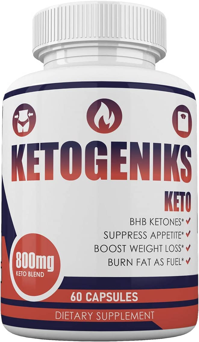 Best Ketogeniks Diet Capsules Review - The #1 Advanced Weight Loss Pill
