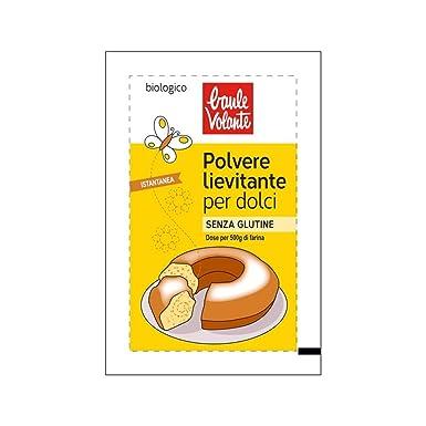 Polvo de hornear (3 sobres) 54 g sin gluten BIO: Amazon.es ...