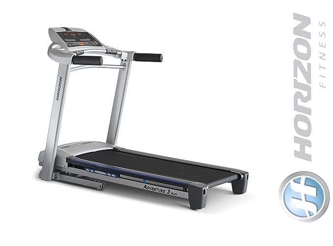 Horizon Cinta de Correr Fitness Adventure 3: Amazon.es: Deportes y ...