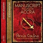 Manuscript Found in Accra | Paulo Coelho
