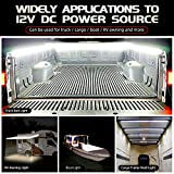 3PCS 60'' LEDs Truck Bed Light Strip Kit with