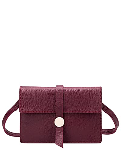 Melie Bianco Nicky Vegan Leather Mini Crossbody dec24c8e27193