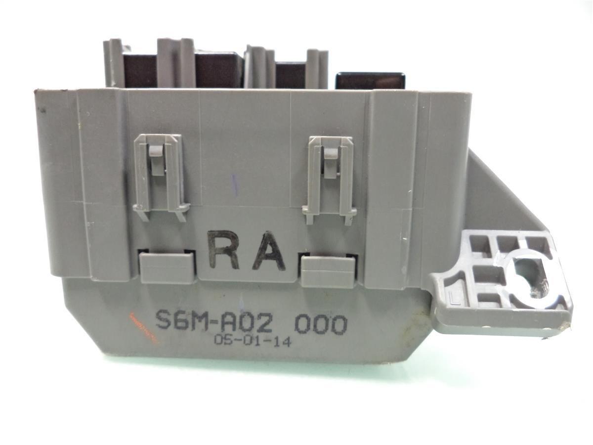 2005 2006 Acura Rsx Dash Fuse Box Multiplex Control Unit Accessory 38200 S6m A02 Broke Tab Automotive
