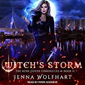 Witch's Storm: Bone Coven Chronicles Series, Book 2 | Jenna Wolfhart