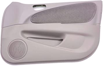 Amazon Com Toyota Nos New Oem 2001 2002 Corolla Le Right Interior Door Trim Panel Charcoal Automotive