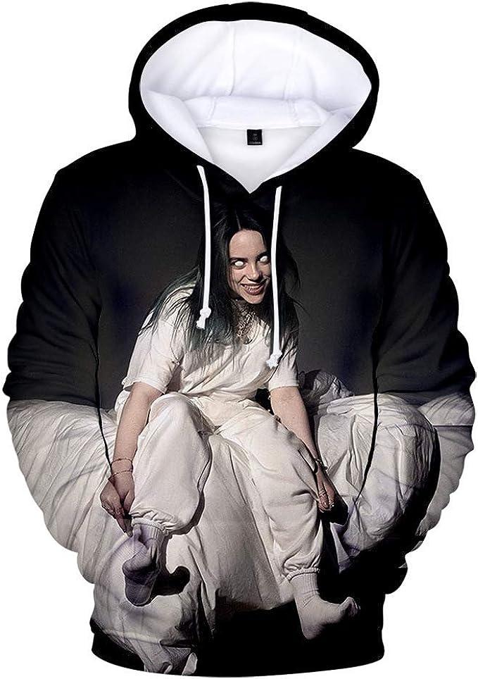 Sweat à Capuche Hommes 112D Imprimer Pull Sweatshirt Manche