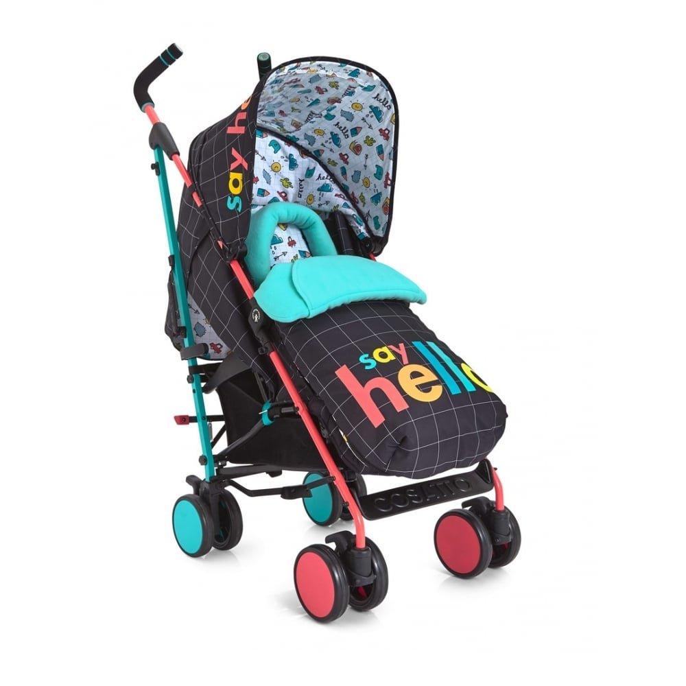 Cosatto Supa 2018 Stroller, Hey Girl CT3662