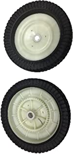 Agri-Fab Craftsman Lawn Sweeper Wheel & Tire Complete Assembly Set 44985
