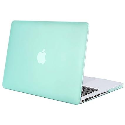 MOSISO Funda Dura Compatible con MacBook Pro 13 Pulgadas con ...