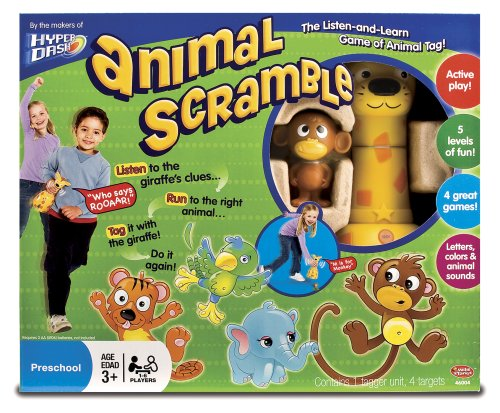 Animal Scramble