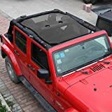 RT-TCZ Sunshade Mesh Shade Top Cover Polyester