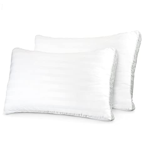 Sleep Restoration Gusset Gel Pillow  - Best Cooling Pillow For Side Sleepers