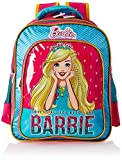 Barbie with Tiara School Bag for Children of Age Group 3 - 5 years | Size 14 inch