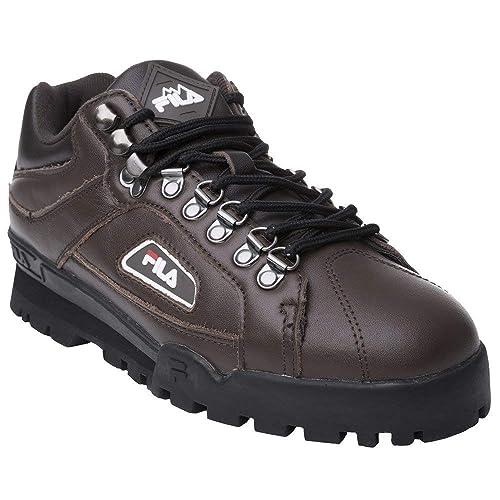 Fila Trailblazer Hombre Botas Marrón  Amazon.es  Zapatos y complementos 7e3e4f352eb