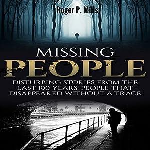 Missing People Audiobook