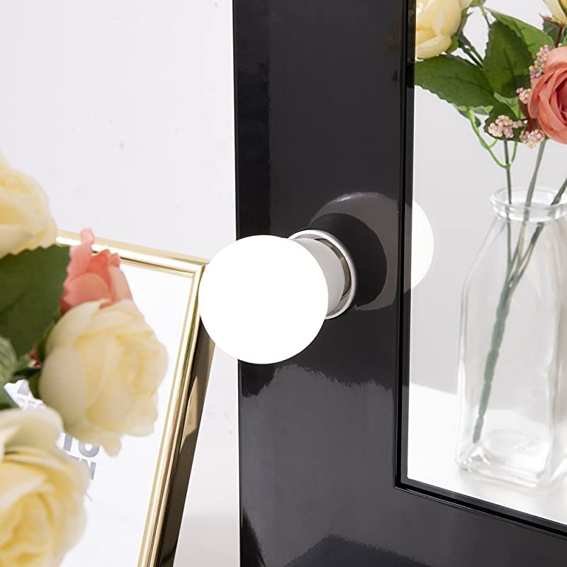 Chende Hollywood 8065 Ligthed Vanity Makeup Mirrorreviews
