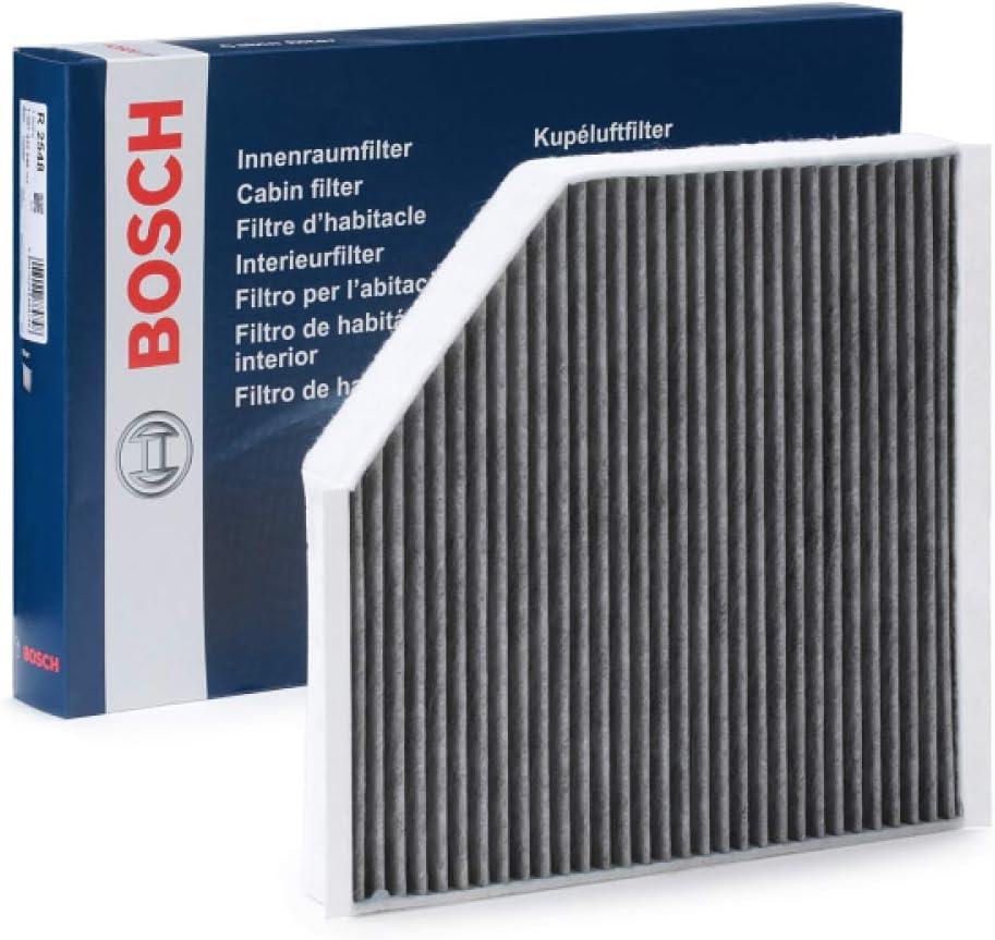 Bosch 1987432597 Filtro Abit Carbone Attivo