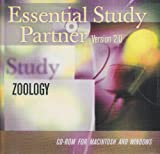 Zoology Essential Study Partner, McGraw-Hill Staff, 0072328223