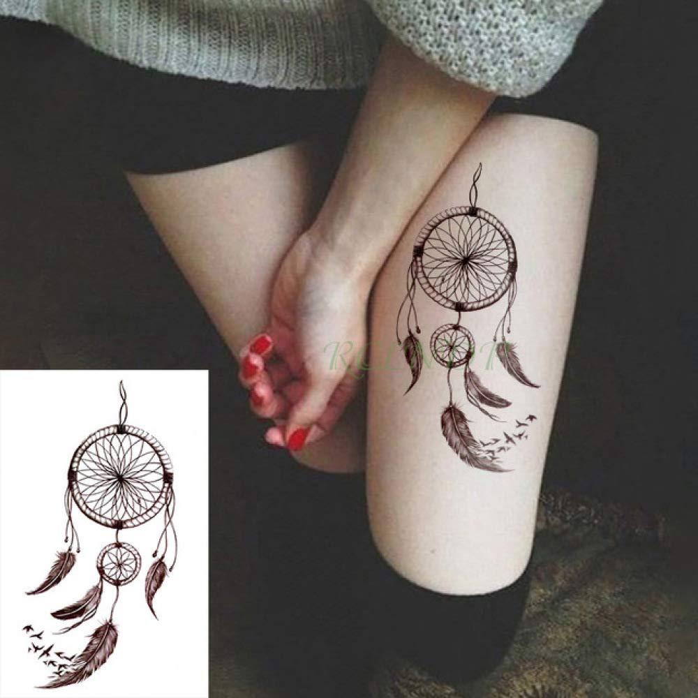 tzxdbh 3 Unids Impermeable Etiqueta engomada del Tatuaje Sol Fija ...