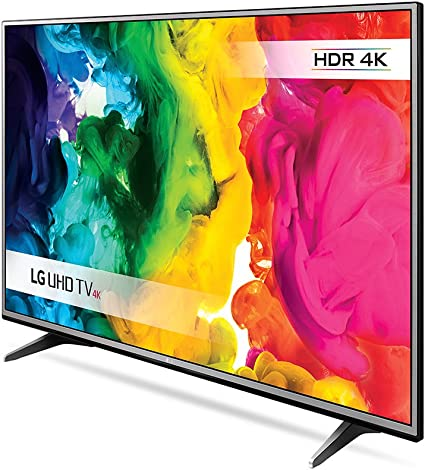LG - Televisor (resolución Ultra HD, Triple sintonizador y Smart ...