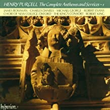 Henry Purcell: The Complete Anthems and Services 1