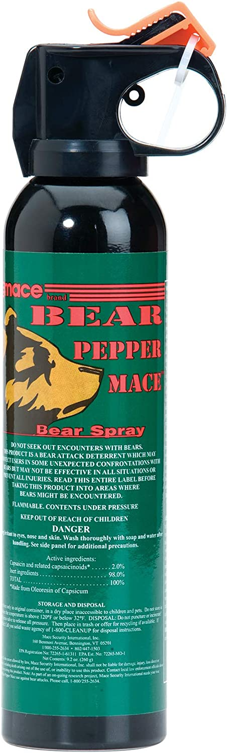 Mace Maximum Strength Bear Spray