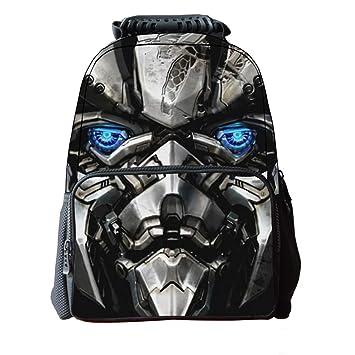 LAWLAI Mochila para Niños 3D Transformers Student Bag Bolsos De Personalidad para Deportes Al Aire Libre para Niños Y Niñas,C: Amazon.es: Deportes y aire ...