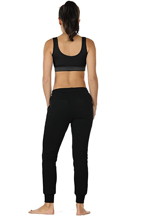 f3d0e0aa260 icyzone Cotton Sports Bras Women - Activewear Workout Yoga Crop Tank Tops  Exercise Gym Fitness Racerback Bra at Amazon Women's Clothing store: