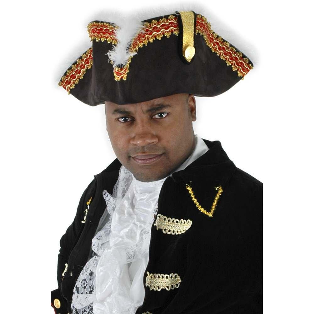 elope Gov'nah Pirate Hat