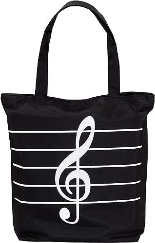 Amazon.com: hooddeal Mujer Chicas música símbolos impresión ...