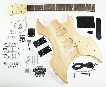 Cher rystone 4260180886207 montar Completo para S de guitarra Heavy Metal Bg50