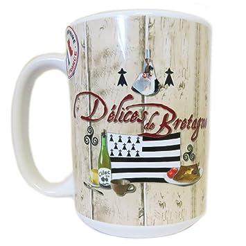 'délices Trésors Porcelaine De Lilyq1825 Grand Les Mug BeroQdCxW