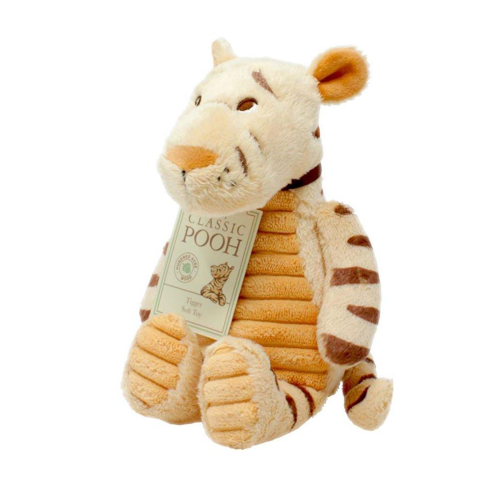 Tigger (Winnie the Pooh) Offiziell Tiger Bär Plüschtier - RAINBOW DESIGNS - 20cm .