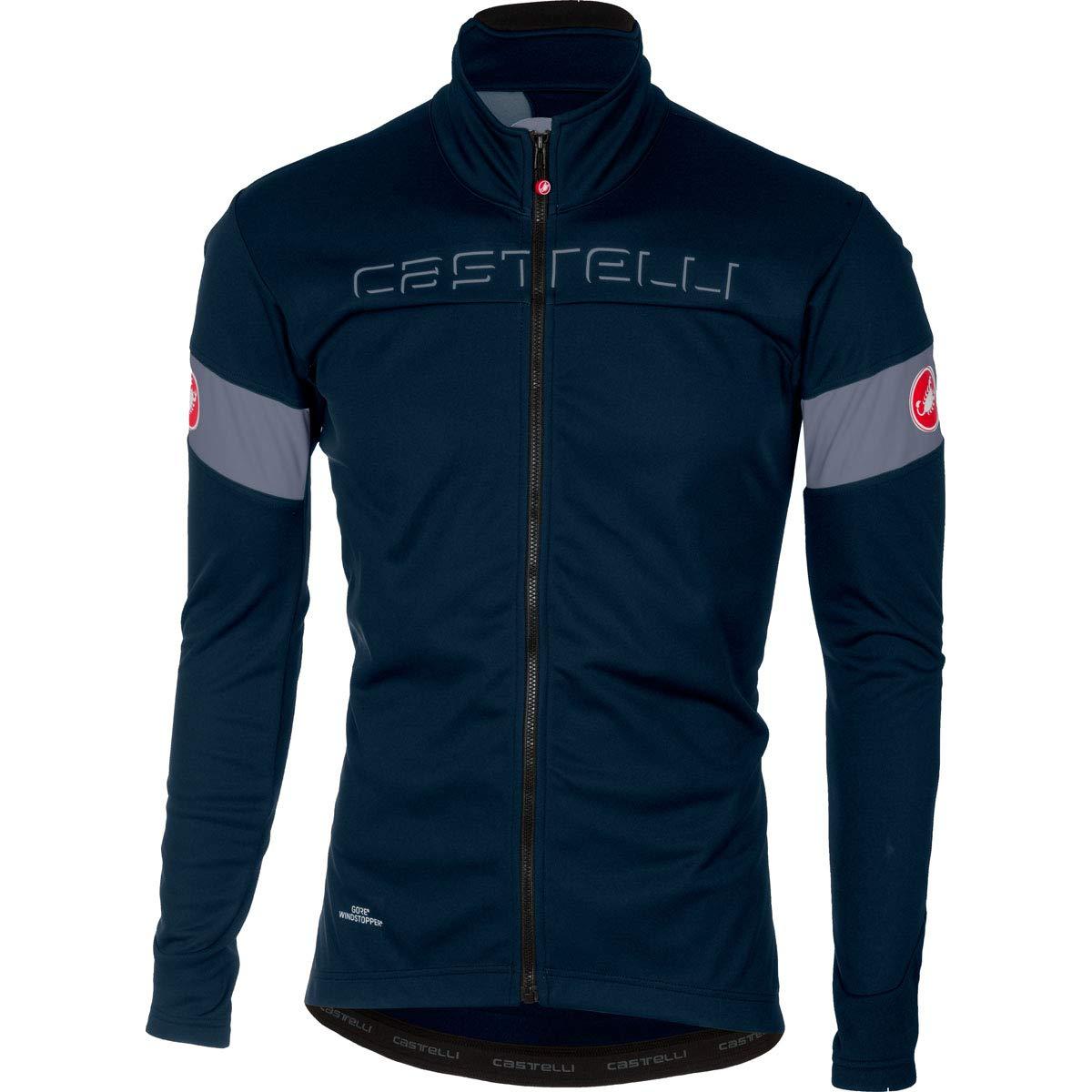 Castelli Mens Transition Jacket