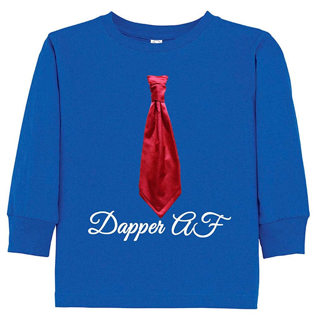 Tenacitee Babys Dapper AF Shirt