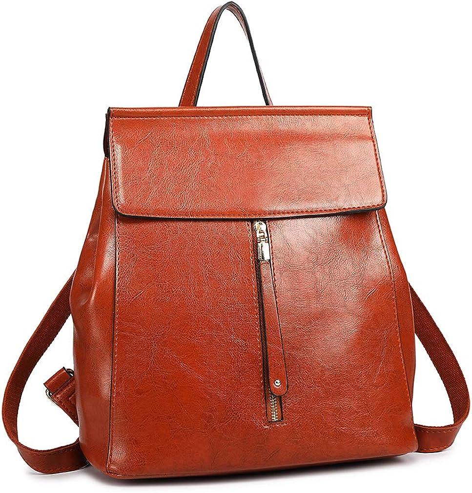 Miss Lulu Women Leather...