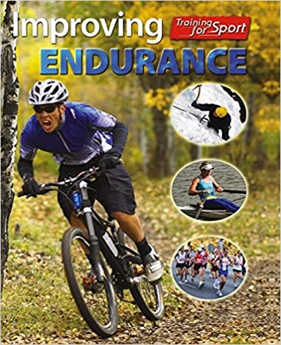 Book Improving Endurance (Training For Sport)