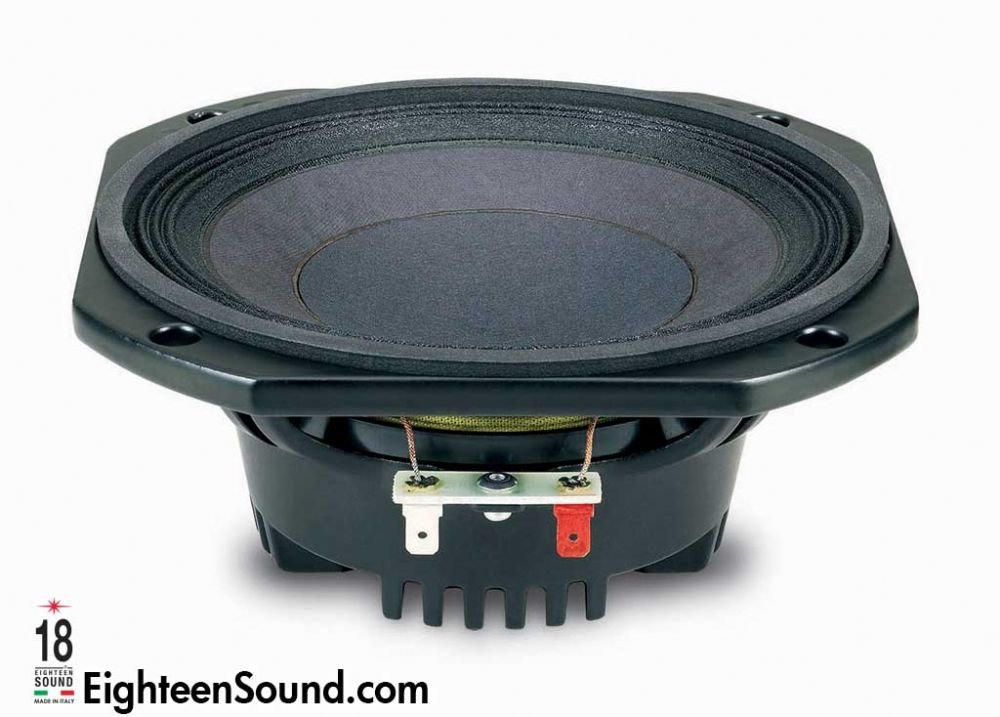 18 Sound 6NMB420 6'' 8  Neo Mid Base 200W