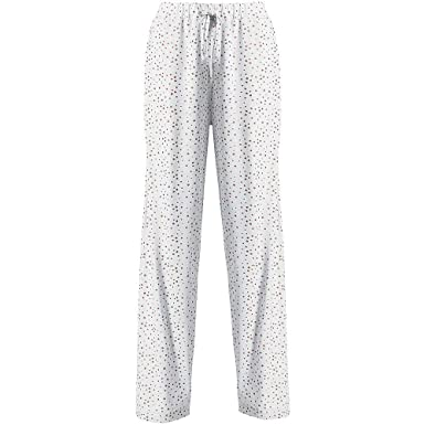 8fd7a7f45 Love to Sleep Long Leg Galaxy Star Print Women s Pyjama Bottoms Loungewear   Amazon.co.uk  Clothing