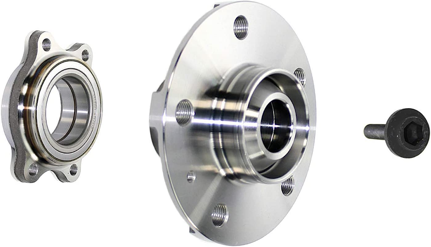 Wheel Bearing and Hub Assembly Front IAP Dura 295-94023