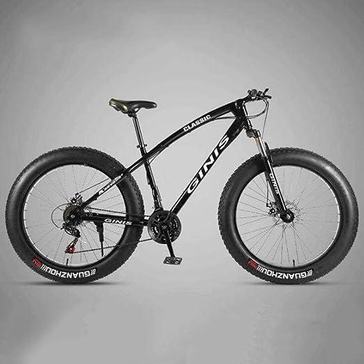 Tbagem-Yjr Acero Al Carbono De Alta Montaña De La Bicicleta De 26 ...