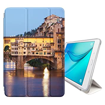Amazon.com: fjcases Florencia Italia postal View Cover ...