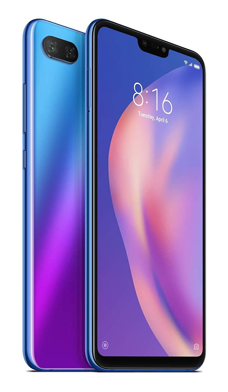 TALLA 64 GB. Xiaomi Mi 8 Lite - Smartphone (15,9 cm (6.26