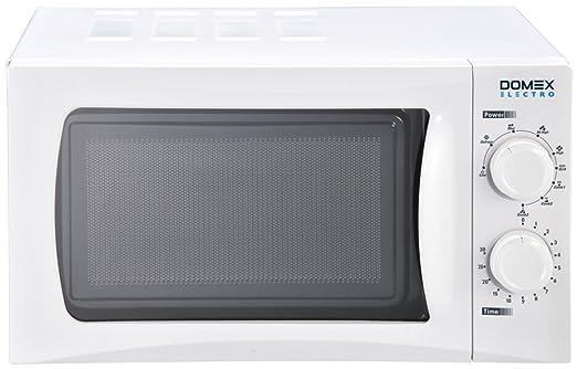 Domex Electro DM004 Microondas con grill, 700 W, 20 litros ...